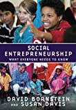 img - for Social Entrepreneurship: What Everyone Needs to Know book / textbook / text book