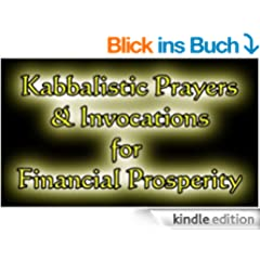 Kabbalistic Prayers & Invocations for Financial Prosperity