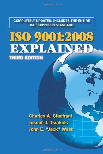ISO 9001: 2008 Explained