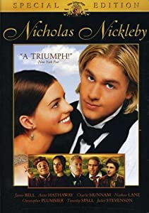 "Cover of ""Nicholas Nickleby"""