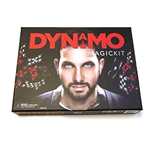 Dynamo Official Magic Set (Multi-Colour) ...