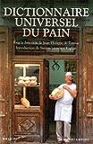Dictionnaire universel du pain