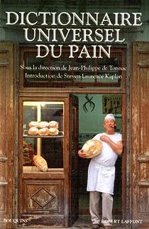 Dictionnaire universel du pain par de Tonnac