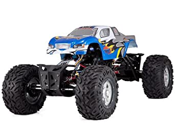 Redcat Racing Rockslide Electric Super Crawler, Blue, 1/8 Scale