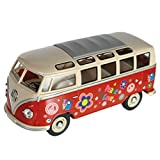 Volkswagen Combi red