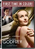MY MAN GODFREY - DVD MY MAN GODFREY - DV