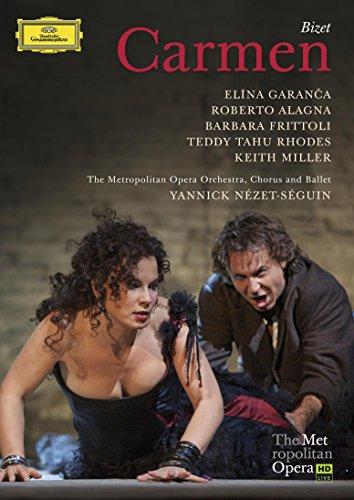 DVD : Barbara Frittoli - Bizet: Carmen (2 Disc)