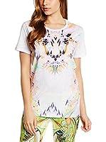 Just Cavalli Camiseta Manga Corta (Multicolor)