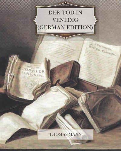 Der Tod in Venedig (German Edition)