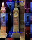 Big Ben Gold Colour London Souvenir
