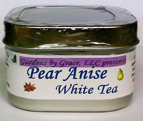 Royal Cup Blends: Pear Anise White Tea