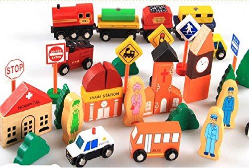 Magnetic Building Blocks For Kids