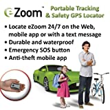 Securus EZOOM1000 eZoom Personal GPS Locator (Requires Service Plan)