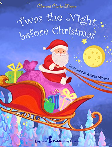 twas-the-night-before-christmas-enhanced-book-for-children-english-edition