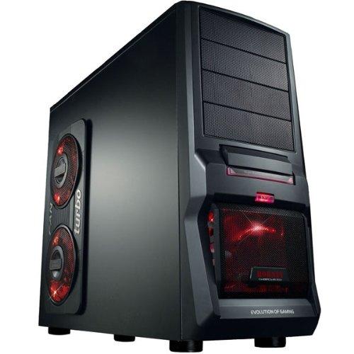 GAMING PC INTEL i5 3570k 3rd Generation Quad Core 4x3,4GHz - 1000GB HDD - 8GB DDR3 (1333 MHz) - DVD Writer - Grafik GeForce GTX660 (2048MB DDR5-VGA-DVI-HDMI-DirectX 11) - Audio - 6xUSB 2.0 - 2xUSB 3.0 - LAN - 650W - Cardreader - Wireless LAN (USB/150MBit)