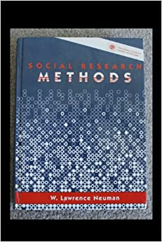 neuman research methods Abebookscom: social research methods: qualitative and quantitative approaches (7th edition) (9780205615964) by w lawrence neuman and a great selection of similar.