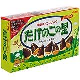 Meiji Takenoko No Sato Chocolate, 2.71 Ounce