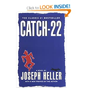 Amazon.com: Catch-22 (9780684833392): Joseph Heller: Books