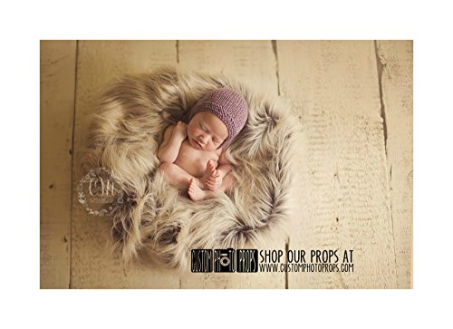 Newborn Photography Props*6 Colors to Choose from* Faux Animal Fur Photo Props