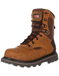 Rocky Core 2546 Durability Work Men's Leather Boots