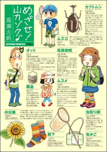 めざせ!山カゾク (アクションコミックス)