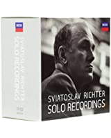 Sviatoslav Richter: Solo Recordings
