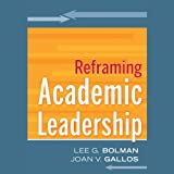 img - for Reframing Academic Leadership: Jossey-Bass Higher and Adult Education book / textbook / text book