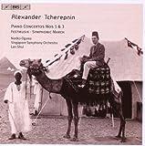 echange, troc  - Tcherepnin: Piano Concertos Nos. 1 & 3; Festmusik; Symphonic March