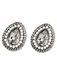 8 Republic London Mother's Day Special Glamour Teardrop Earrings For Women