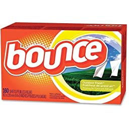 PAG80168CT - Bounce Dryer Sheets