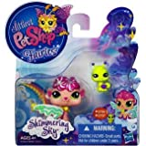 Littlest Pet Shop Enchanted Fairies Shimmering Sky 2Pack Sea Breeze Fairy Ant