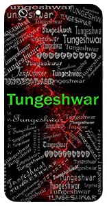 Tungeshwar (Lord Of The Mountains) Name & Sign Printed All over customize & Personalized!! Protective back cover for your Smart Phone : Moto G-4