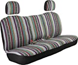 Bell Automotive 22-1-56259-8 Baja Blanket Standard Bench Seat Cover