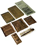 Sure-Pak MRE Full Meal Kit with Heater-Single Meal (Meal May Vary)