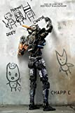 GB eye Chappie Teaser Maxi Poster, Multi-Colour