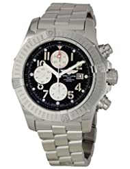 Breitling Super Avenger Mens Watch A1337011-B973SS
