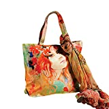 Celebrations Sassy Woman Bag with Scarf