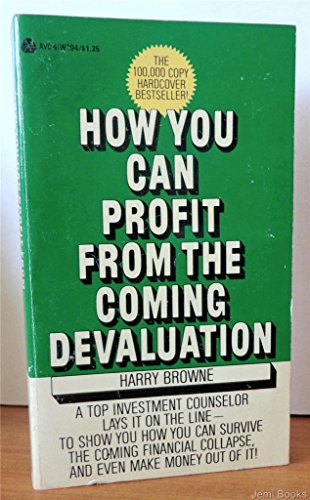 How you can profit from the coming devaluation PDF