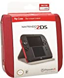 Nintendo Licensed Flip Cover Case - Red (Nintendo 2DS)