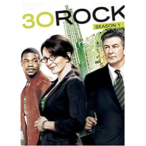 30 Rock: Season One movie
