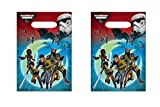 Star Wars Freedom Fighter 16pc. Loot Bags
