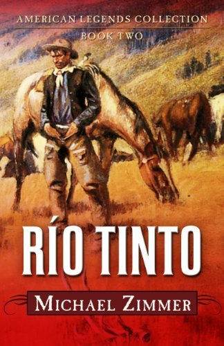 rio-tinto-a-western-story-five-star-western-series-by-zimmer-michael-2013-hardcover