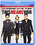 This Means War (Blu-ray + DVD + Digital Copy)
