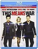 This Means War (Blu-ray + DVD + Digital Copy)