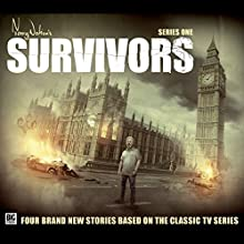 Survivors Series 01 Radio/TV Program Auteur(s) : Matt Fitton, Andrew Smith, John Dorney, Jonathan Morris Narrateur(s) : Lucy Fleming, Ian McCulloch, Louise Jameson, Terry Molloy, John Banks, Carolyn Seymour