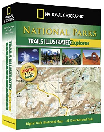 National Parks Explorer (National Park Maps)