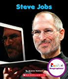 img - for Steve Jobs (Rookie Biographies) book / textbook / text book