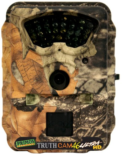 Lowest Prices! Primos Truth Cam Ultra 46 HD Trail Camera with Early Detect Sensor