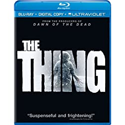 The Thing (2011) (Blu-ray + Digital Copy + UltraViolet)