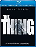 The Thing (2011) (Blu-ray +